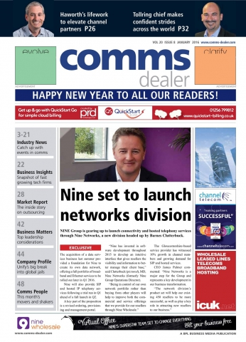 January issue 2016