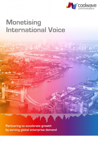 Monetising International Voice