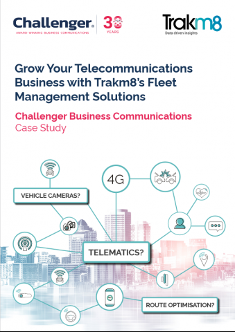 Case Study: Challenger reaping the benefits of Trakm8 partnership