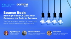 Bounce Back: How High-Value CX Gives Your Customers the Tonic for Recovery